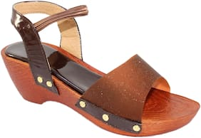 SKOLL WOMEN PARTY WEAR WEDGES