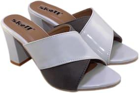 Women Sandals ( Grey )