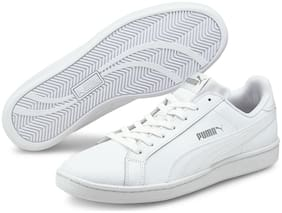 Casual Shoes For Unisex ( White )