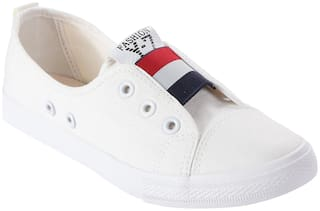 Enso Espadrilles for Women - White and Blue