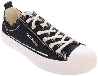 Enso Sneakers Shoes for Women - Black