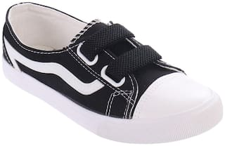 Enso Sneakers Shoes for Women - Black and White