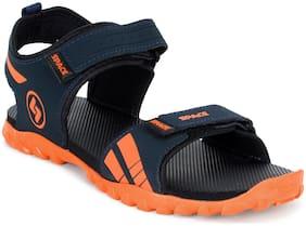 Men Sandals ( Navy Blue )