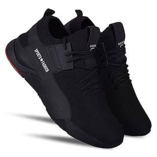 SPAIN Casual Shoes For Men ( Black )