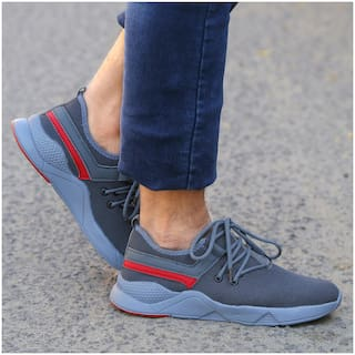 SPAIN Casual Shoes For Men ( Grey )