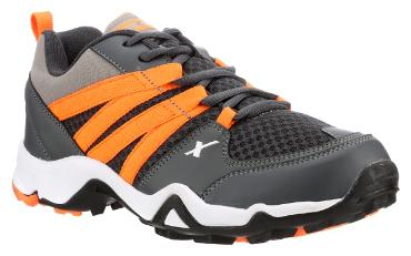 Sparx Men Running Shoes ( Grey ) for