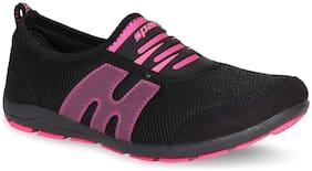 Sparx Women Nordic Walking Shoes ( Black )