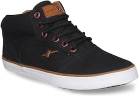 Sparx Men Black Sneakers - Sc0282gbktn
