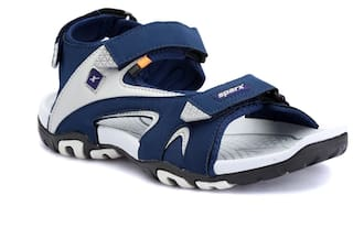b3dc4bac2 Buy Sparx Men Blue Sandals   Floaters Online at Low Prices in India ...
