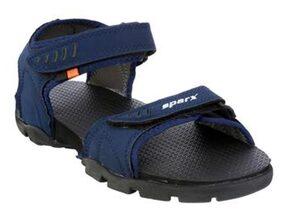 Sparx Men Blue Sandals & Floaters