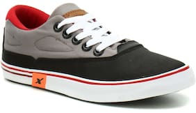 Men Black Casual Shoes ,Pack Of 1 Pair