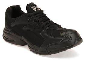 Sparx Men's Black Running Shoes (SM-3)
