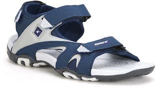Sparx Floaters For Men ( Blue )