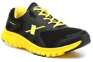 2ac30b1532e Sparx Men Black Running Shoes for Men - Buy Sparx Men s Sport Shoes ...