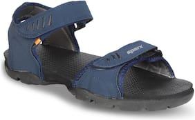 Sparx Men's Blue Sandal (SS-101)