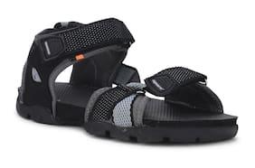 Sparx Men Black Floaters