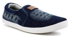 Sparx Men Blue Sneakers -