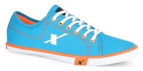 Sparx Men Blue Sneakers -