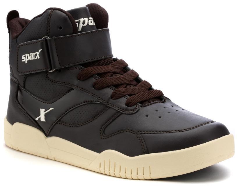 Buy Sparx Men Brown Sneakers Online at