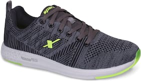 Sparx Men Running Shoes ( Grey )