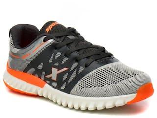 e961b97516e Sparx Men Grey Running Shoes - Sm-345 for Men - Buy Sparx Men s ...