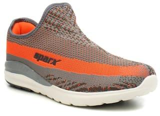931041589cf93 Sparx Men Grey Running Shoes - Sm-304 for Men - Buy Sparx Men s ...