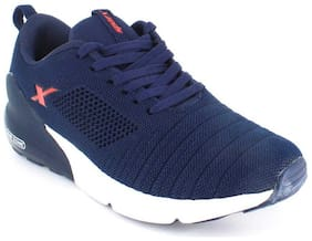 Sparx Men SX0487G Running Shoes ( Navy Blue )