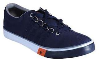 Sparx Men Navy Blue Casual Shoes - SC0162GNBNB