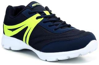 Sparx Men's Blue & Green Running Shoes (SM-300)