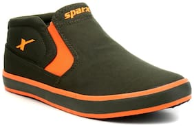Sparx Men Brown Running Shoes