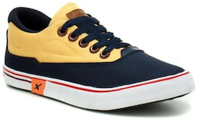 Men Yellow Casual Shoes
