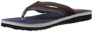 Sparx Men's Blue Flip Flop