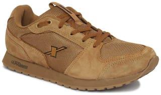 Sparx Men SX0438GCLBK Running Shoes ( Brown )