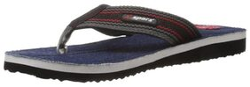 Sparx Men's Blue Flip Flop