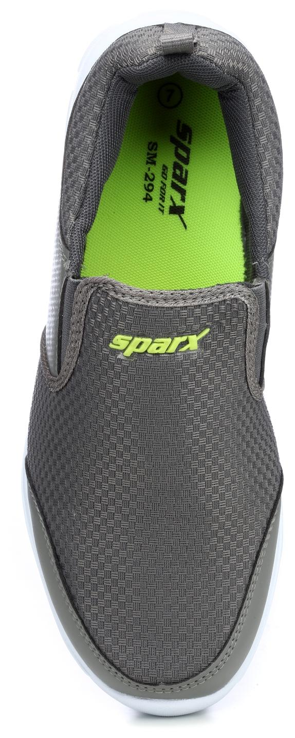 c28ba83798 Buy Sparx Men Grey Sneakers - Sm-294 Online at Low Prices in India -  Paytmmall.com