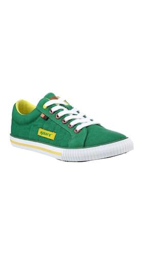 a981a1338 Sparx Men Green Sneakers - Sc 0273 Ggryl