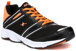 Sparx Men Running Shoes ( Black )