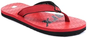 Sparx Men Red Flipflop