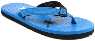 Sparx Men Blue Flip-Flops -