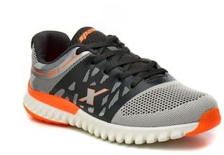 cf1a6b6d2cc Sparx Men Grey Running Shoes for Men - Buy Sparx Men s Sport Shoes ...