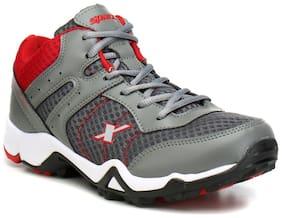 Sparx Men Grey Running Shoes