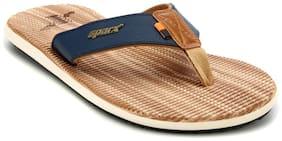 Sparx Men Beige Flip-Flops - 1 Pair