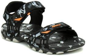 Sparx Men SM-467 Black Camouflage Sandals
