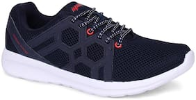Sparx Men SM421 Running Shoes ( Navy Blue )