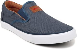 Sparx Men SM-306 Blue White Casual Shoes