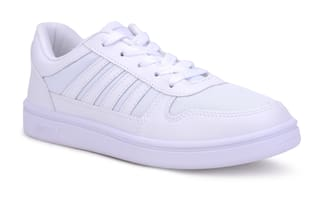 Sparx Men White Casual Shoes - SD0439GWHWH
