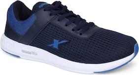Sparx Men Navy Blue Running Shoes