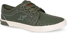 Men Green Casual Shoes ,Pack Of 1 Pair