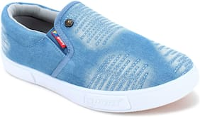 Sparx Men Blue Casual Shoes - Sd0380gsbwh