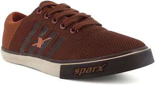 Sparx Men Brown Casual Shoes - SC0408GBRTN